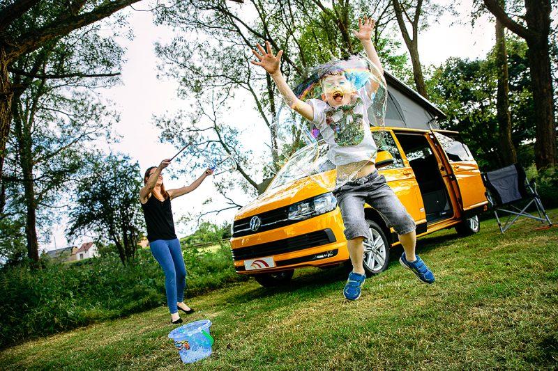 Lifestyle Camper Van Photography Derby - McAra Visuals 2