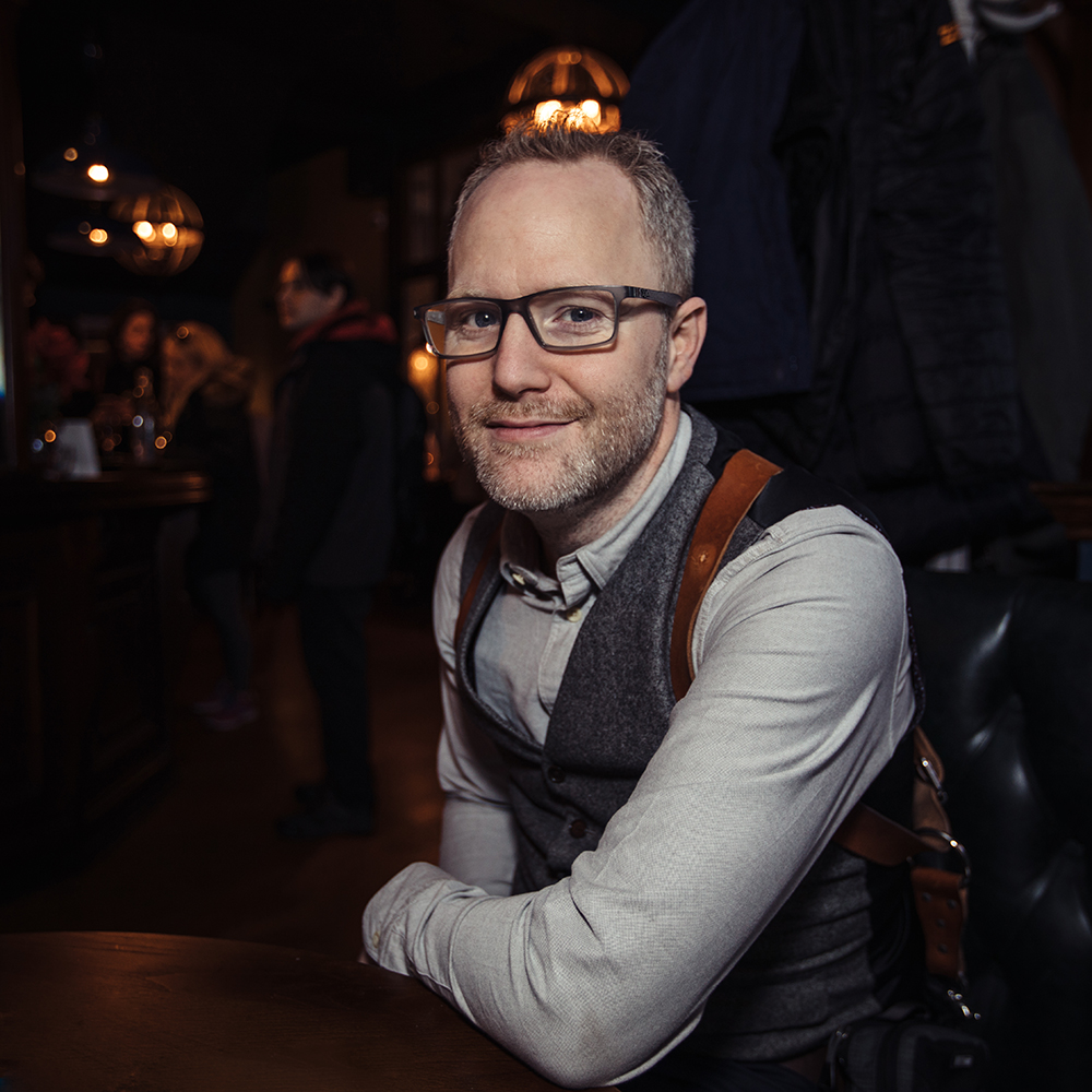 Leigh McAra - Commerical Photographer Derby